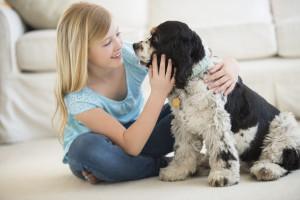 Parlate con il vostro cane?